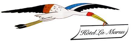 Logo résidence hotel la marsu